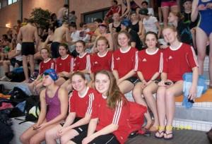 Stadtmeisterschaften Schwimmen 1