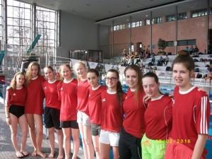 Stadtmeisterschaften Schwimmen 3