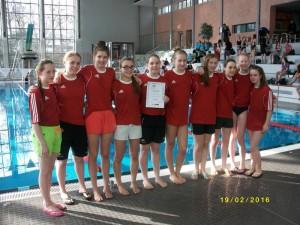 Stadtmeisterschaften Schwimmen 4