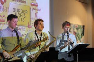 Jazz-Quintett des KVG - 1