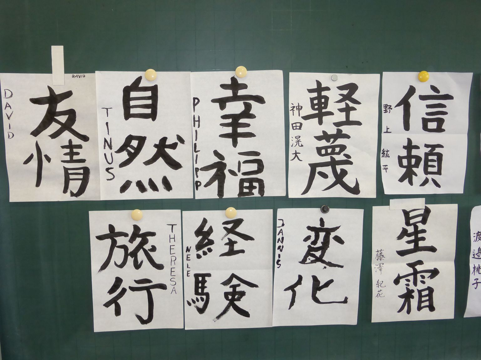 Besuch Der Tsuyama High School In Japan Kardinal Von