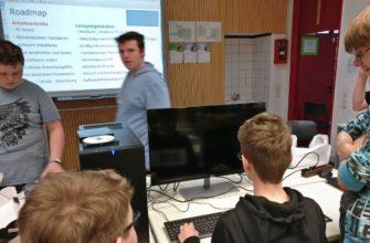 Informatik AG – VR 13