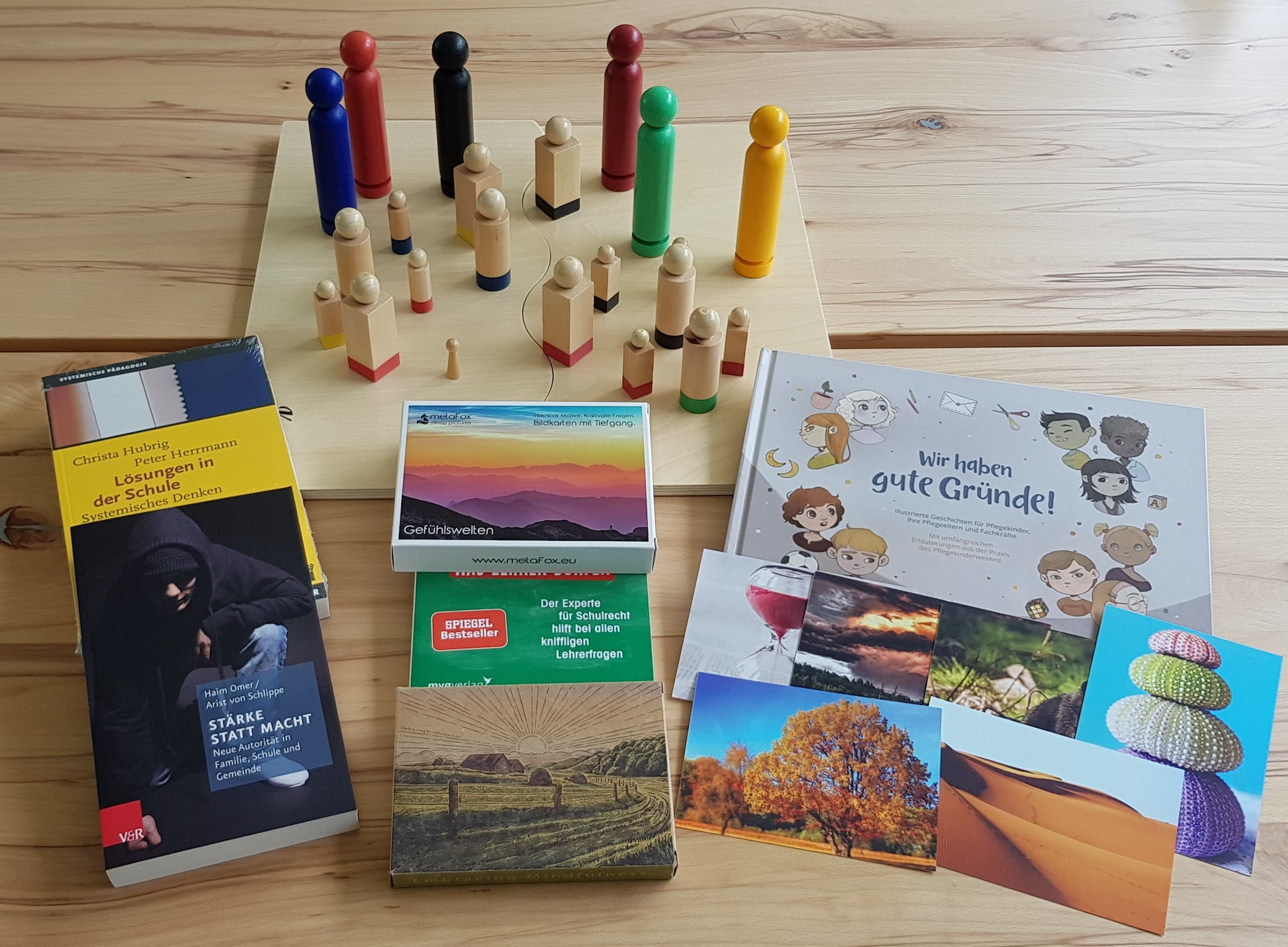 Material und Literatur  für das KvG- Beratungsteam