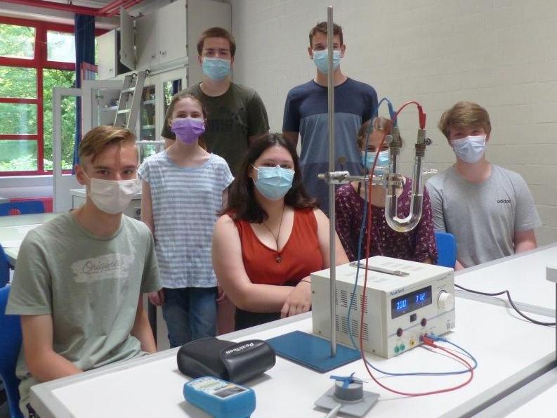 Neuanschaffungen für die Fachschaft Chemie