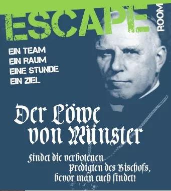 """Realisierung des Escape-Rooms """"Kardinal von Galen"""""""