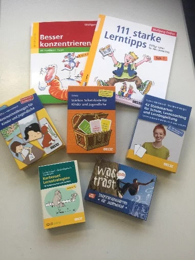 Material fürs Lerncoaching: